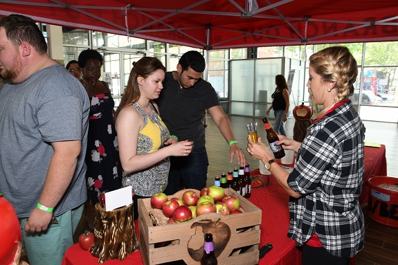 cider, Pour The Core, Brooklyn, Cider Festival, Brooklyn Expo Center