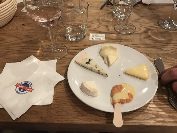 Cheeses of France, French Cheese Board, stinky cheese, event