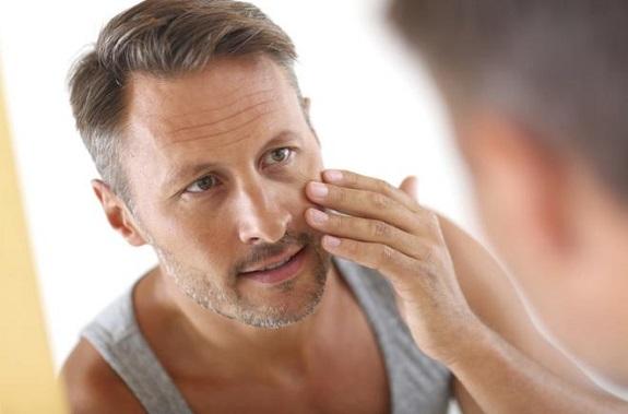 home remedy, men, skin, pampering, TLC, hair, razor burn,