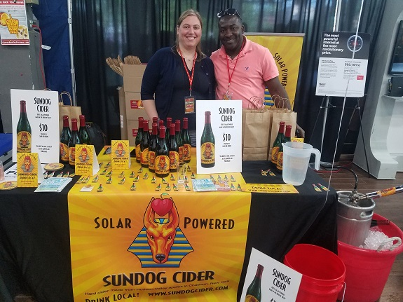 cider, Brooklyn, Pour the Core, Brooklyn Expo Center, Sundog Cider, Pomme de Coeur Cidre Liquoreux from Vins Arista, Cider Creek Hard Cider, Nine Pin Cider Works, Island to Island Juicery Brewery, High Limb Hard Cider, Big Apple Cider