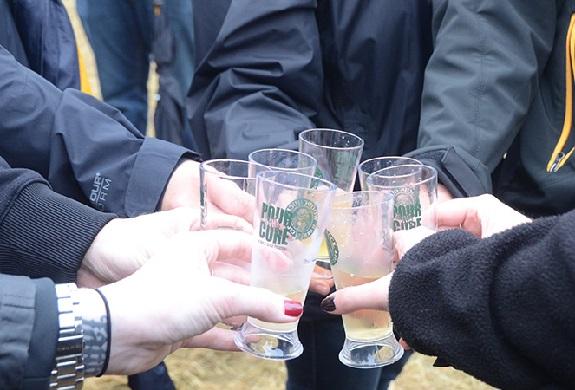 Ace Cider, Angry Orchard, Big Apple Hard Cider, Long Island, Doc's Draft Hard Cider, event, festival, hard cider, McKenzie's, Mission-Trail Cider Company, Pour The Core, Woodchuck Cider, Heckscher State Park