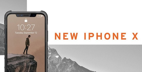 UAG, iPhone X, iPhone 8, smartphone, smartphone cases, rugged