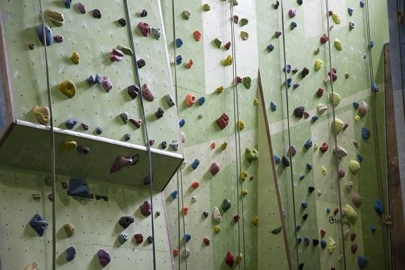 tech, gadgets, GPS, carbon-fiber framed bike, indoor skydiving, outdoor, climbing wall, active