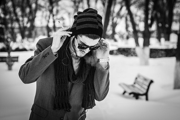 winter, men, style fashion, boots, tie, jacket, blazer, hat, coat
