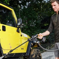 Worx 40V Hydroshot Portable Power Cleaner: The Review