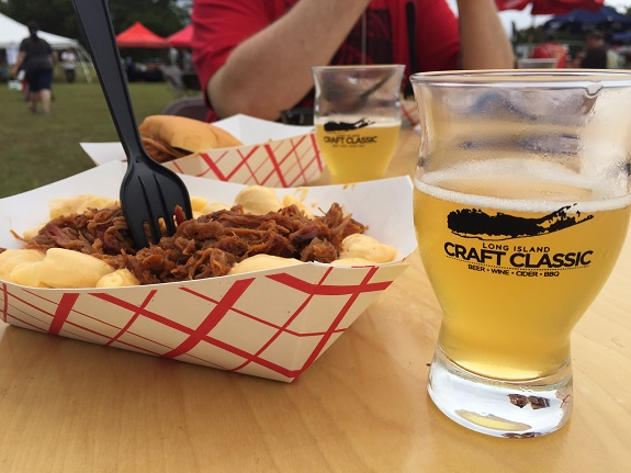 Beers, Wine, Ciders, Live Music, Long Island, Bobbique's BBQ, Brooklyn Brewery, Great South Bay Brewery, Heckscher State Park, Homebrew and Handgrenades, LI Craft Classic, Montauk Brewing Company, Not Your Father's, Small Town Brewery
