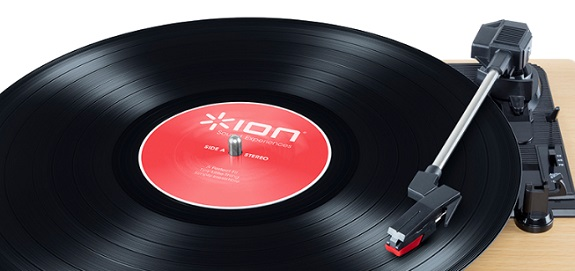 tech, music, mp3, ION, EZ Vinyl 2