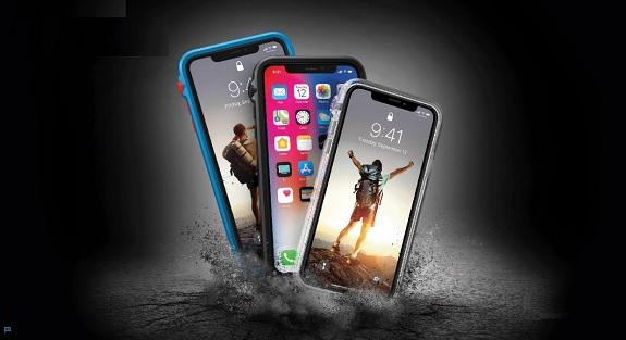 smartphone, smartphone cases, waterproof, Pepcom, Catalyst, drop protection