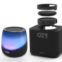 "iHome Launches Two New ""Made For Amazon"" Speaker Docks That Transform Amazon's Newly Announced Echo Input Into Powerful Music Systems With Added Features"