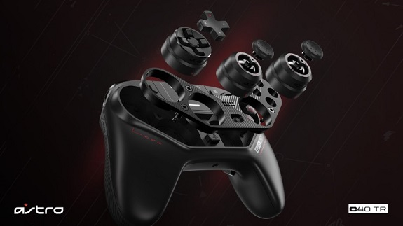 astro controller, controller ,gaming, PS4, PC gaming, video gaming, pro gaming,  Tournament Ready, tech, modular, Astro C40 TR, Wireless, Astro Gaming
