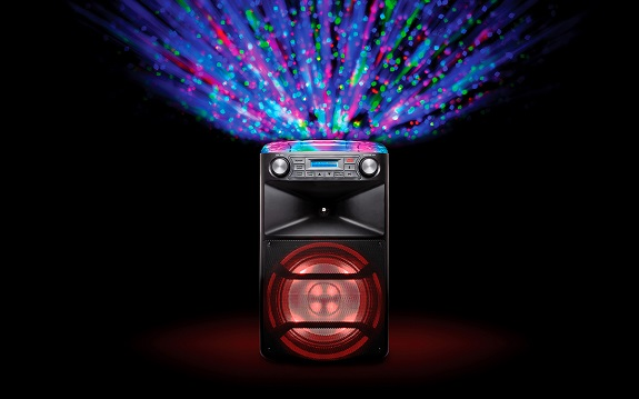 ION, tech, bluetooth, Block PArty, Party Speaker, Karaoke, Block Party Ultra, ION Audio,