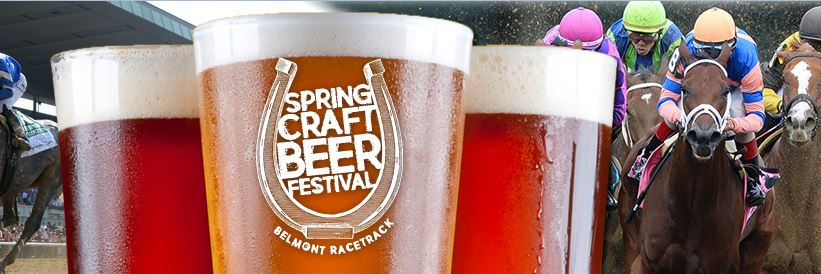 Beer, breweries, brewery, craft beer, hops, LI, Long Island, NY, Shipyard Brewing Company, Silent Disco, Spring Craft Beer Festival, Belmont