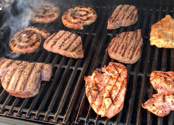 BBQ, Char-Broil, grilling, grills, TRU-Infrared, smoking, summer, backyards, gas grill,