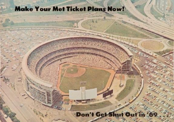 Mets, History, Shea Stadium, Vitrual Vault, NY Mets, Miracle Mets, Ya Gotta Belive