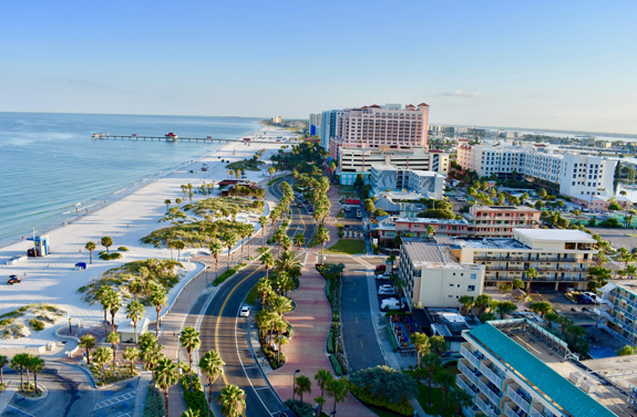 Clearwater Beach, Clearwater Beach Florida, Opal Sands Resort, Romantic Retreat