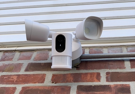 Eufy, Smart Floodlight with Camera, Security camera