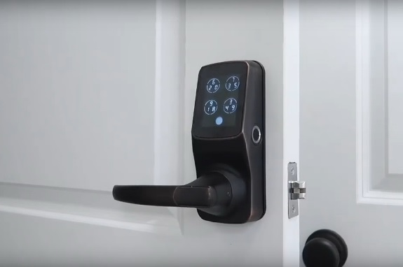 Lockly, Secure Pro Latch Edition, Home Security, Smart Home