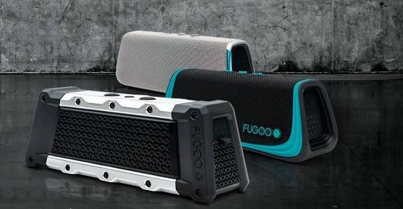 FUGOO yesterday announced its new line of 2.0 ruggedized and waterproof Bluetooth speakers. The Style 2.0, Sport 2.0 and Tough 2.0 are just as stylish, portable and durable as the original award-winning models, but are lighter, louder and can be paired with another FUGOO 2.0 speaker for twice the volume. They deliver the ultimate go-anywhere surround-sound experience for anyone with a passion for music and the great outdoors. Their IP67 rating means the can be enjoyed virtually anywhere – mountain-biking, paddle-boarding, hiking, by the pool, or on the job site. Specially reinforced materials, waterproof seals and enhanced shock engineering protect internal technology and deliver first-rate reliability.